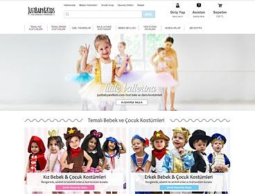 Miss Tasarım Kostüm web tasarımı